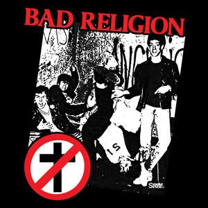 Bad Religion Band Sticker