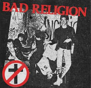 Bad Religion - St (Public Service Comp Tracks 1981) 7""
