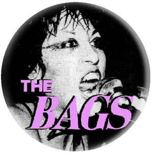 The Bags Pin - DeadRockers