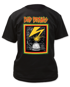 Bad Brains Band Tee