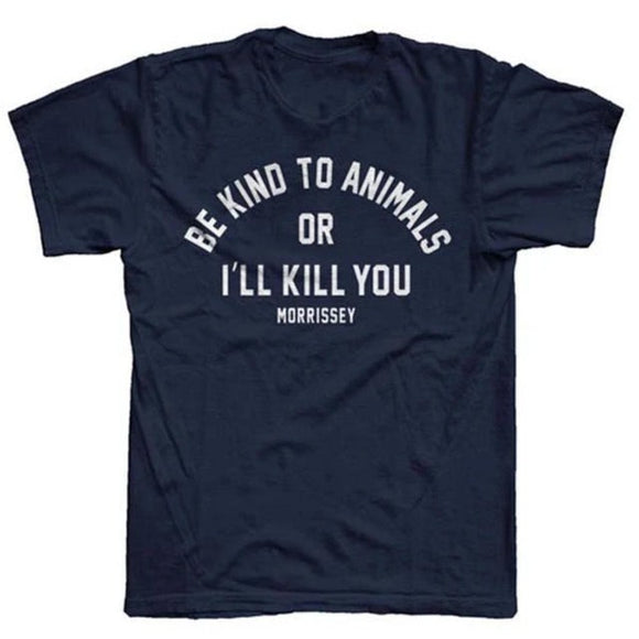 Morrissey Be Kind to Animals Shirt