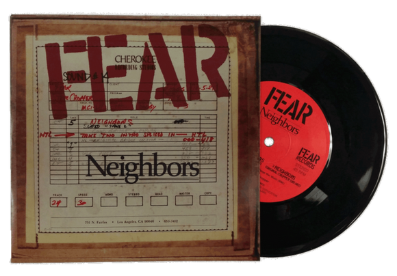 FEAR & John Belushi Neighbors 7