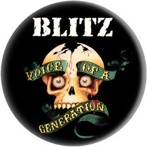 Blitz 'Voice' Pin