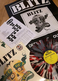 Blitz - Voice of a Generation LP Exclusive Splatter