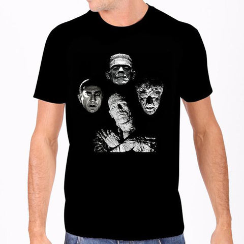 Monster Horror Band Shirt