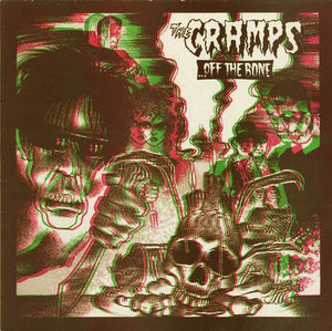 The Cramps - ...Off the Bone LP