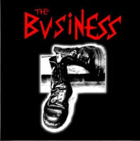 Business Boots Sticker - DeadRockers