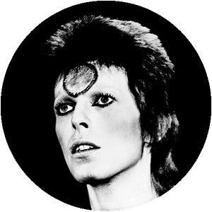 David Bowie Pin - DeadRockers