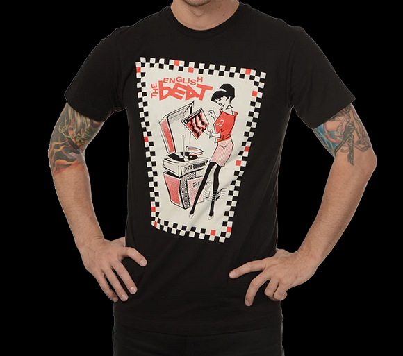 English Beat Jukebox Shirt