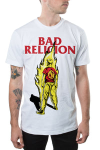 Bad Religion Boy on Fire Band Shirt