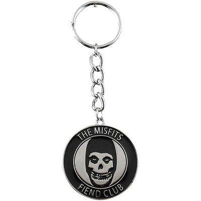 Misfits Fiend Club Key Chain - DeadRockers