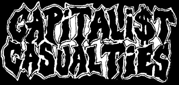 Capitalist Casualties Patch - DeadRockers