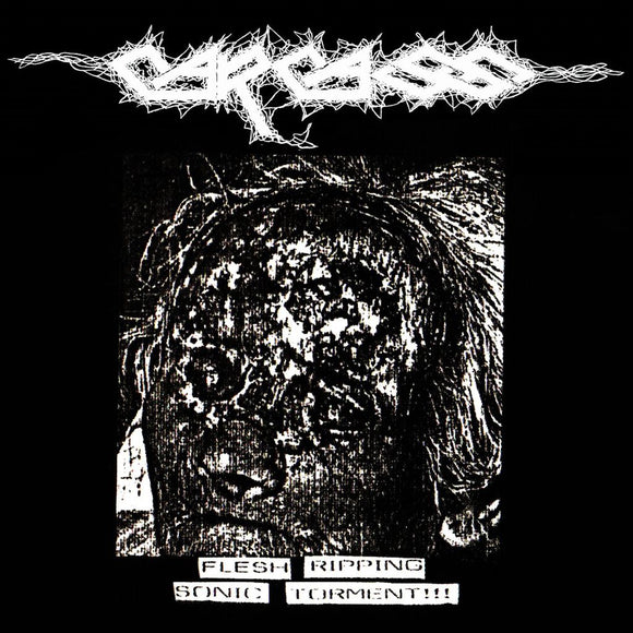 Carcass ‎- Flesh Ripping Torment (1987 demo) LP