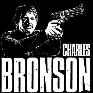 Charles Bronson 'Gun' Patch - DeadRockers