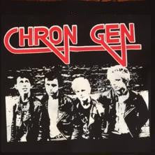 Chron Gen Back Patch - DeadRockers