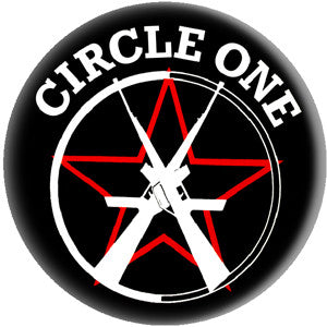Circle One Pin - DeadRockers