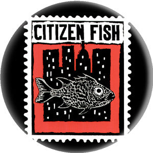 Citizen Fish Pin - DeadRockers