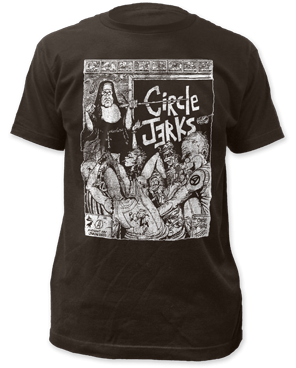 Circle Jerks Bad Religion Band Shirt