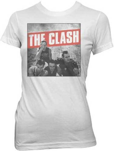 The Clash Photo Fitted Shirt