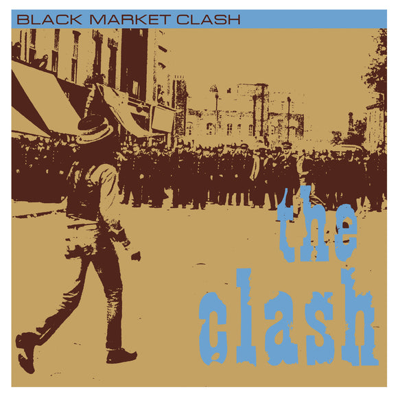 The Clash - Black Market Clash (10 inch) - DeadRockers