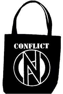 Conflict Tote Bag - DeadRockers