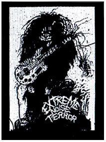 Extreme Noise Terror Patch - DeadRockers