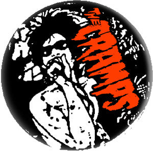The Cramps Pin - DeadRockers