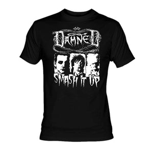 The Damned Smash It Up Glow in The Dark Shirt
