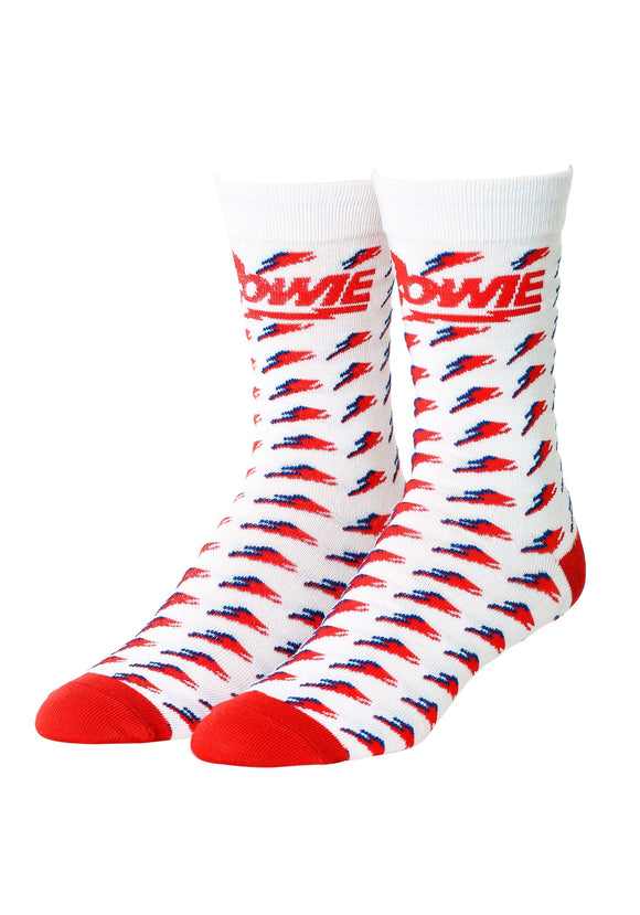 David Bowie Logo Socks