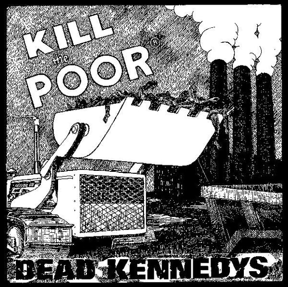Dead Kennedys Kill the Poor Patch