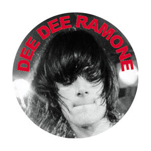 Dee Dee Ramone Pin - DeadRockers