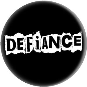 Defiance Pin - DeadRockers