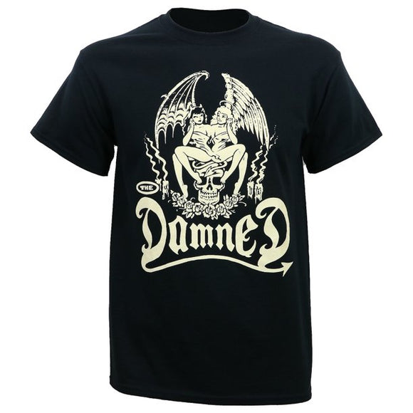 The Damned Devil Twins Band Shirt