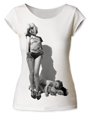 Debbie Harry Cut Tee - DeadRockers
