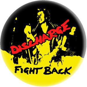 Discharge Fight Back Pin