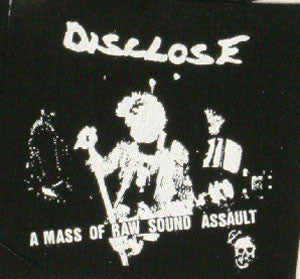 Disclose Patch - DeadRockers