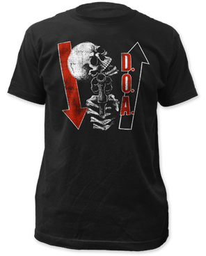 DOA Kill Ya Later Band Tee - DeadRockers