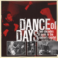 Dance of Days By Mark Andersen Book