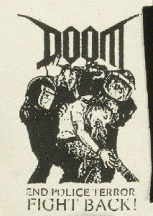 Doom 'Fight Back' Patch - DeadRockers