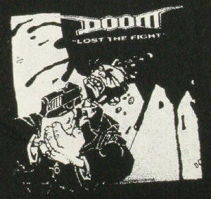 Doom 'Lost the Fight' Patch - DeadRockers