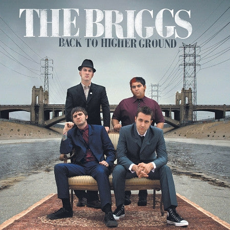 The Briggs - Back to Higher Ground LP - DeadRockers