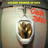 Circle Jerks - Golden Shower Of Hits - LP - Yellow Vinyl - DeadRockers