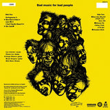 The Cramps - Bad Music for Bad People - 180 Gram Yellow Vinyl - DeadRockers