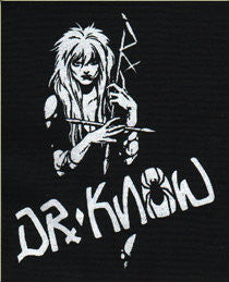 Dr Know Patch