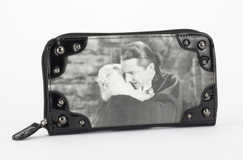 Dracula and Mina Harker Wallet