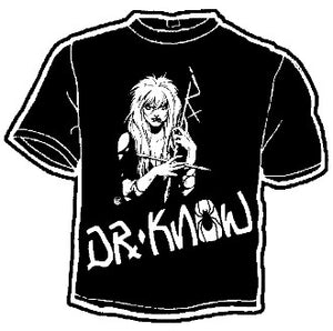 Dr. Know Shirt - DeadRockers
