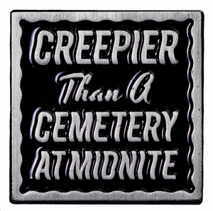 Creepier than a Cemetery Pin - DeadRockers