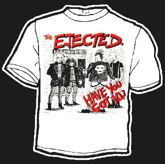 The Ejected Band Tee