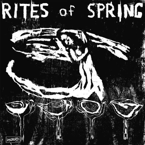 Rites Of Spring - S/T LP
