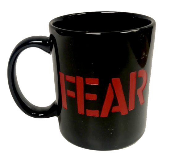 Fear Coffee Mug